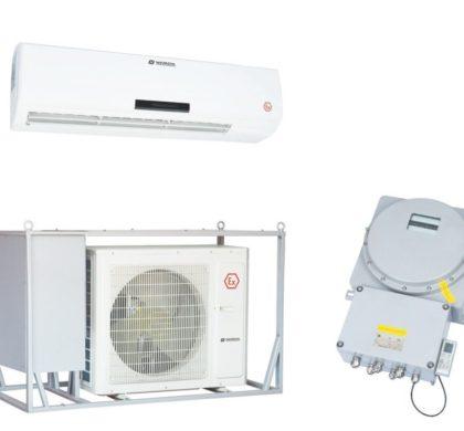 Sisteme de climatizare pentru zone cu potential exploziv