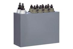 Condensatoare de medie frecventa pentru cuptoare cu inductie